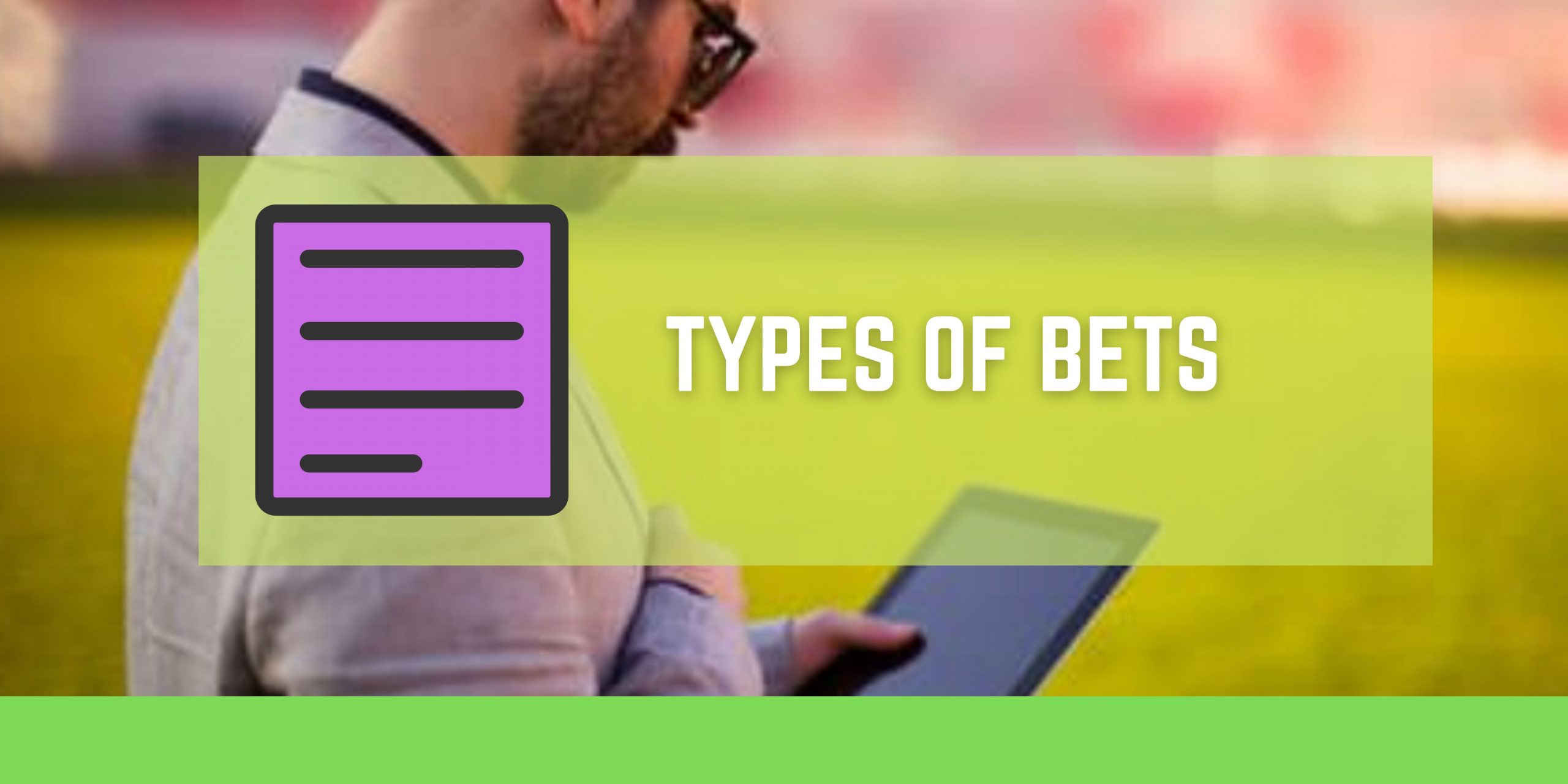 types of bets