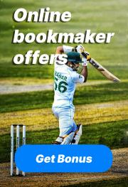 Online bookmaker offers